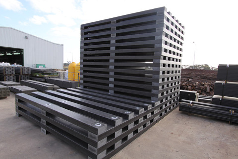Heavy Duty Export Pallets