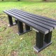 Eco Bench - Wood Plastic Composite Furniture