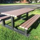 Outback Table Set - Wood Plastic Composite Furniture
