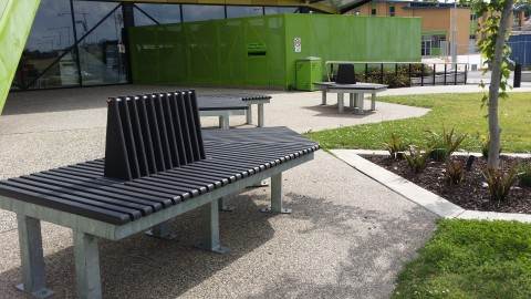 WPC Custom Bench, VIC