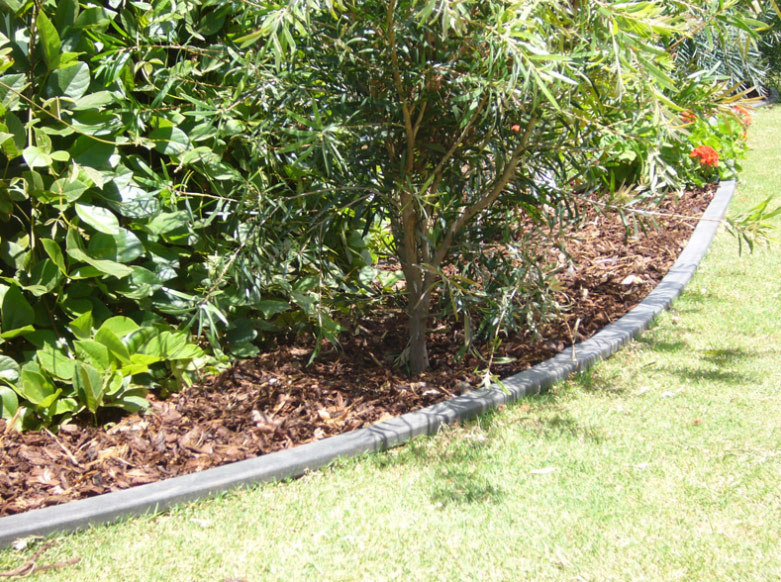 Wpc Garden And Path Edging Advanced Plastic Recycling