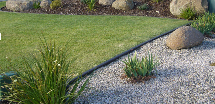 Attrayant Lawn Edging