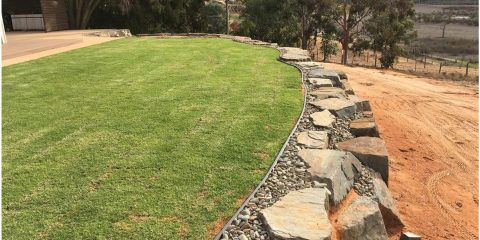 WPC Lawn Edging | Residential