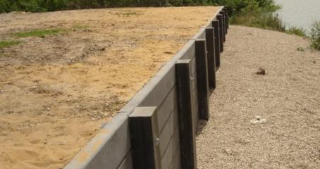 Retaining and Retention Walls