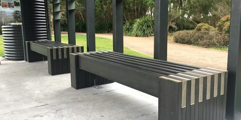 WPC Henley Bench, QLD