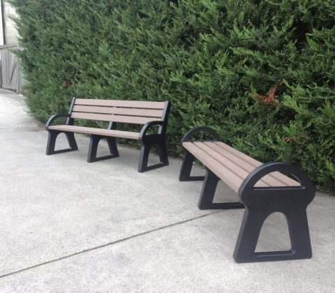 WPC Park Seating